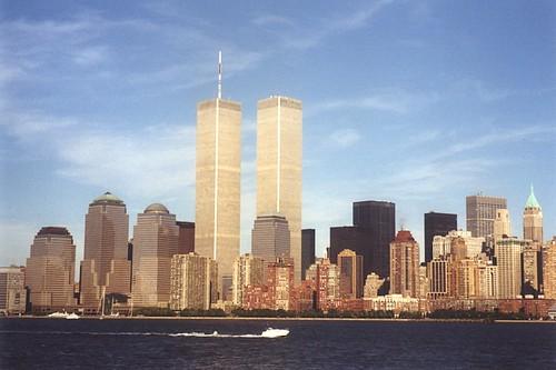 NYC Skyline, 1997-1998