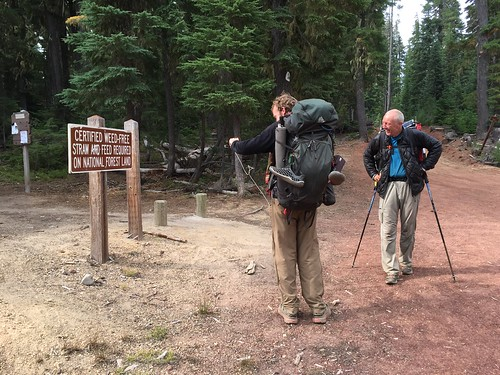 PCT: Day 129
