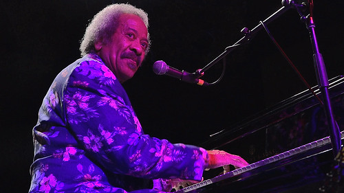 Allen Toussaint, October 17, 2015 at Crescent City Blues & BBQ Fest