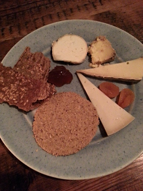 The Clove Club - Cheese Platter
