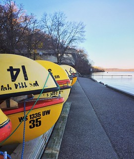 Ready for Winter #shirleyruns #lakeshore #sculls | by shirley319