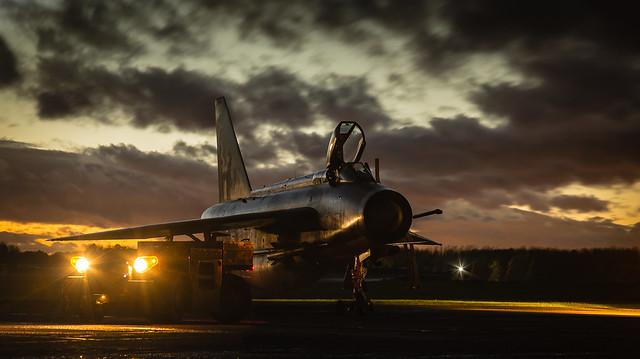 English Electric Lightning F6 XS904 / BQ