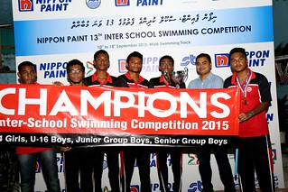 Nippon Paint 13th Inter School Swimming Competition 2015 431 | by MDVswim
