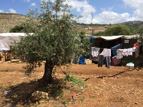 Lebanon Refugee Camp for Syrians | by World Bank Photo Collection