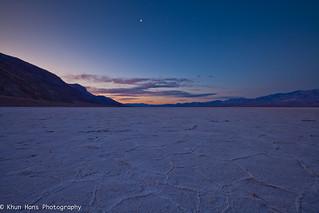 Badwater Flats Death Valley Badwater Ist Eine Senke Flickr
