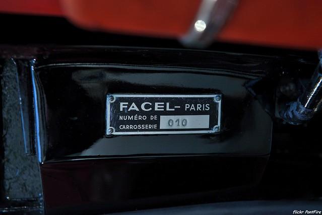 1958 Facel Vega Excellence EX1 ex Ava Gardner