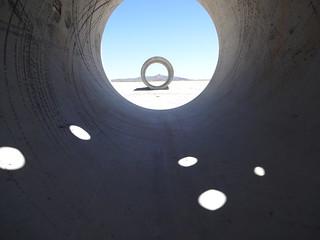Nancy Holt, Sun Tunnels, 1973-1976 | by Retis