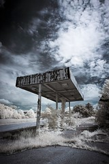 Gas Sation Infrared