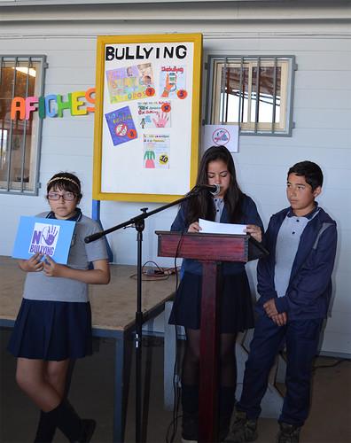 Concurso Afiches No al Bullying