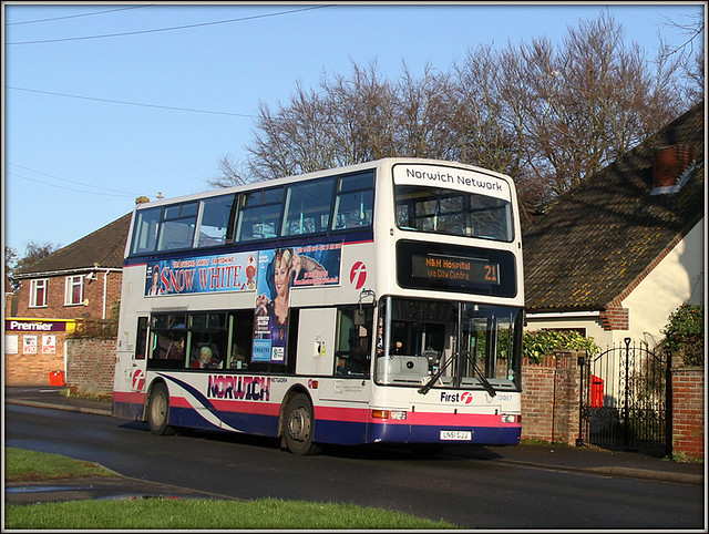 First 33057, Old Catton
