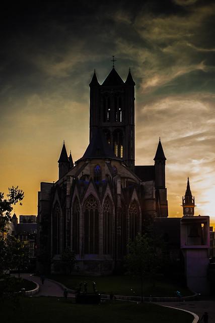 Sweet dreams beautiful city (Gent - Ghent - Belgium)
