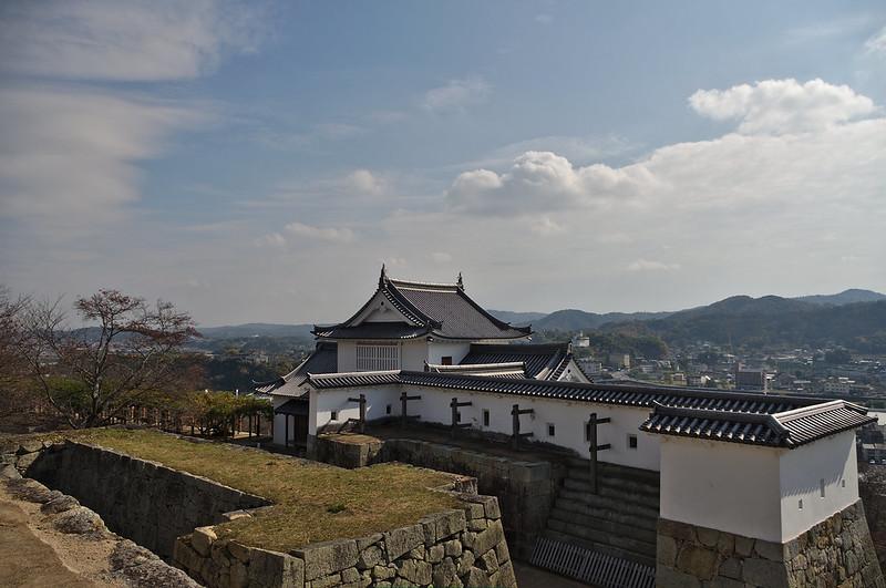 Tsuyama-jo