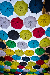 Umbrellas | by RMJ Photography