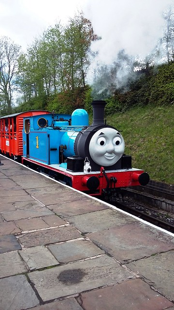 Thomas (4-5-15) East Lancs Railway