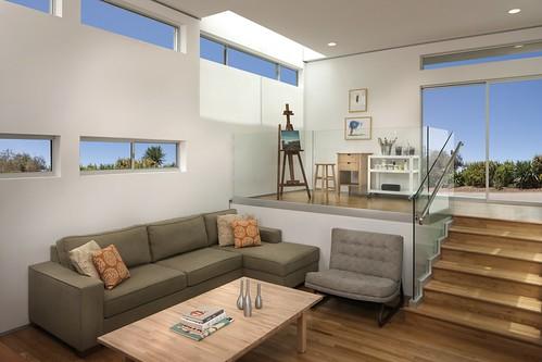 Clerestory Windows and Passive Daylighting
