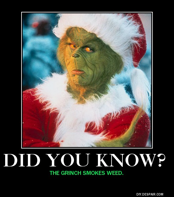 Did you know? (Grinch meme) | Dylan Gray | Flickr