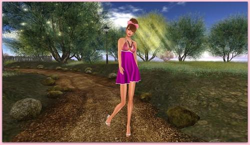 Rock Your Rack 2015 Event_Full LaVian&C0 Dress   by Hidden Gems in Second Life (Interior Designer)