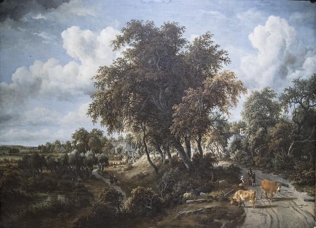 Wooded Landscape, 1663