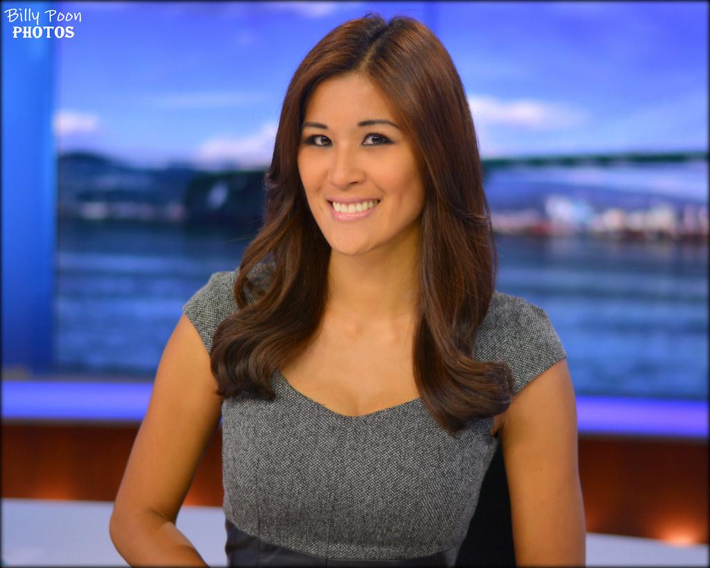 Maria Medina KPIX 5 | Studio photo of KPIX 5 reporter Maria