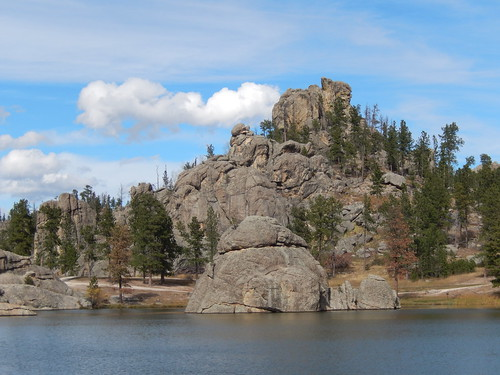 Custer State Park - Sylvan Lake - 1