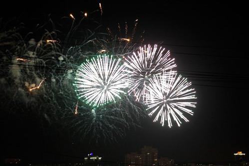 Пятый Международный фестиваль фейерверков пройдет в Братеевском парке