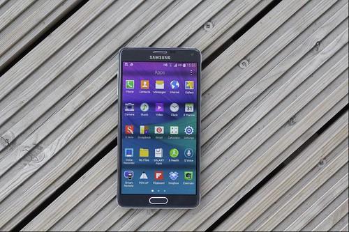 Samsung Galaxy Note 4 | by dea.ayu1986