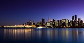 Vancouver Skyline   by janbaros86
