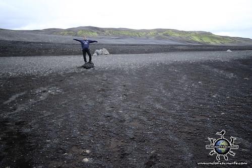 De camino a Landmannalaugar, Islandia. | by evamundo.viajes