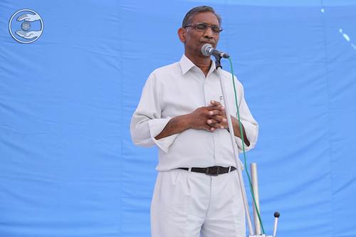 Mangat Ram from Haridwar, expresses his views