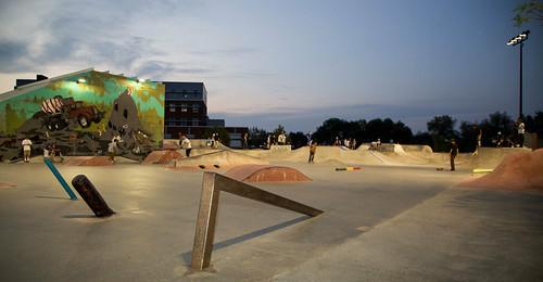 Skate Park Lights   by City of Fort Collins, CO