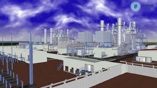 302 MW Combined Cycle Power Plant