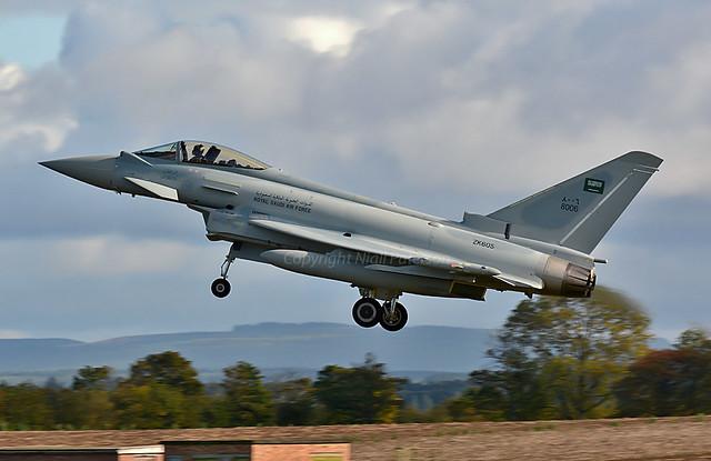 RSAF Typhoon FGR4