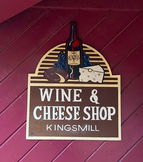 Wine & Cheese Shop at Kingsmill