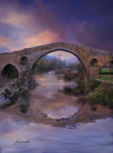 el puente covadonga