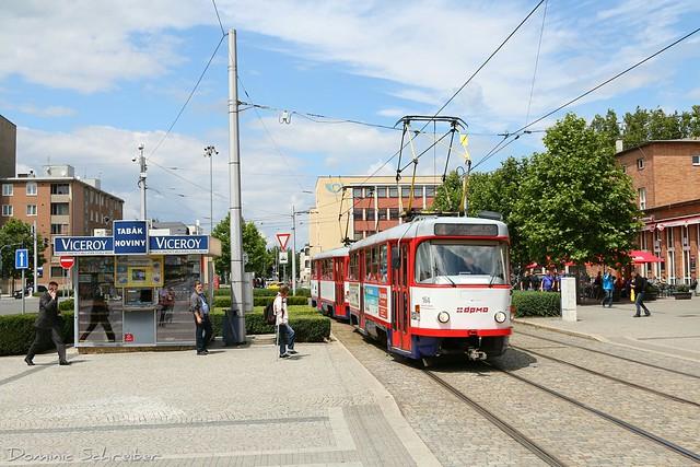 Olomouc hlavní nádraží, CZ