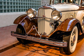 Reno National Automobile Museum-6