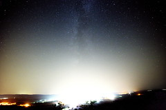 Ziersdorf - Nightshot / Milky Way
