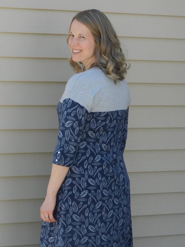 Marianne Dress Back