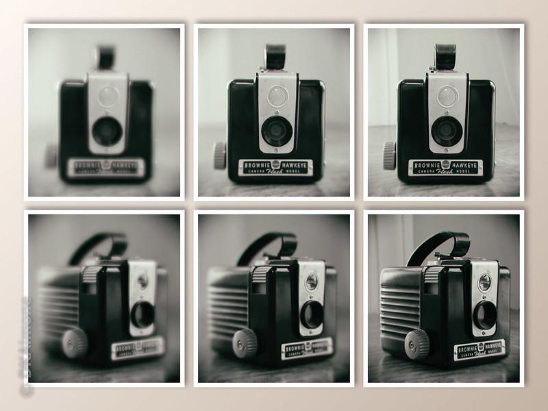 Kodak Brownie Hawkeye Flash Study