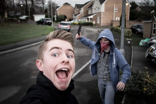 330/365 - Wait...Just Let Me Take a Selfie...