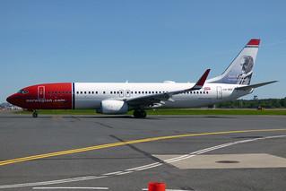 Norwegian (Sam Eyde livery), LN-NOI, Boeing 737-86N | by Anna Zvereva