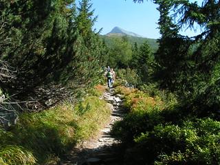 Kriváň (2494m), High Tatras Mountains, Slovakia