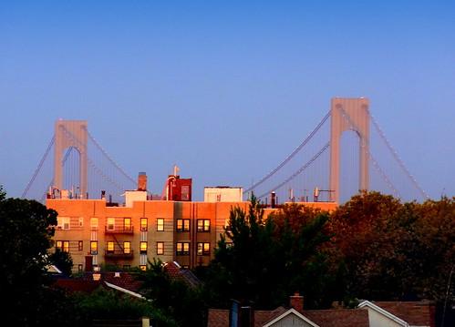 newyork brooklyn sunrise image dmitriyfomenko