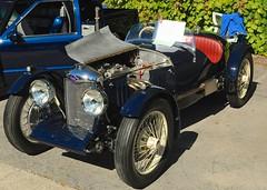 Ballston Spa Car Show: 1928 Riley