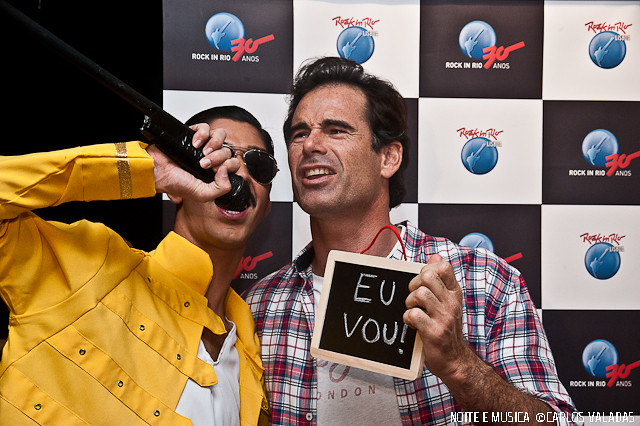 Apresentação Kit de Natal Rock in Rio Lisboa 2016