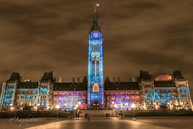 Christmas Ottawa
