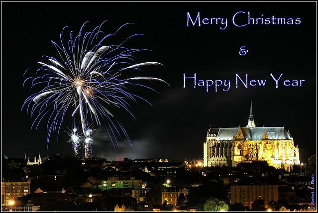 bonnes fêtes de fin d'année à tous