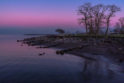 nikon nikkor nature ngc lowlight sea scene scenery scenicsnotjustlandscapes scape scenic landscape colour colours surrey britishcolumbia canada crescentbeach d750 nikond750 1635mmf4ged 1635mmf4vr 1635mm water twilight shore shoreline