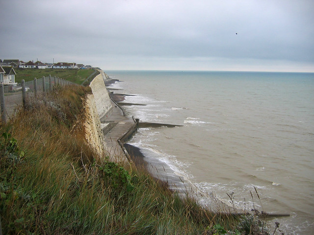 The coast at Telscombe