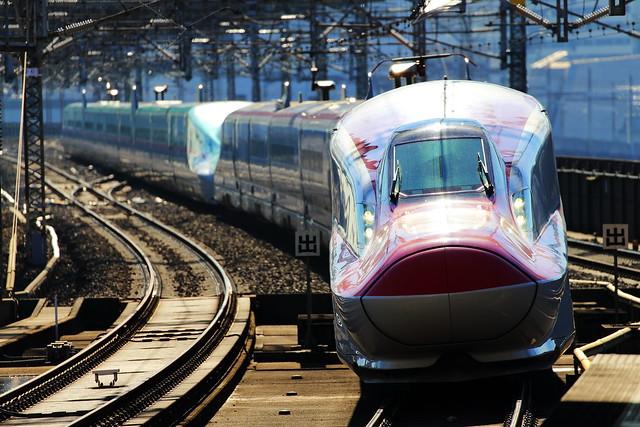 Bullet Train ---SHINKANSEN---